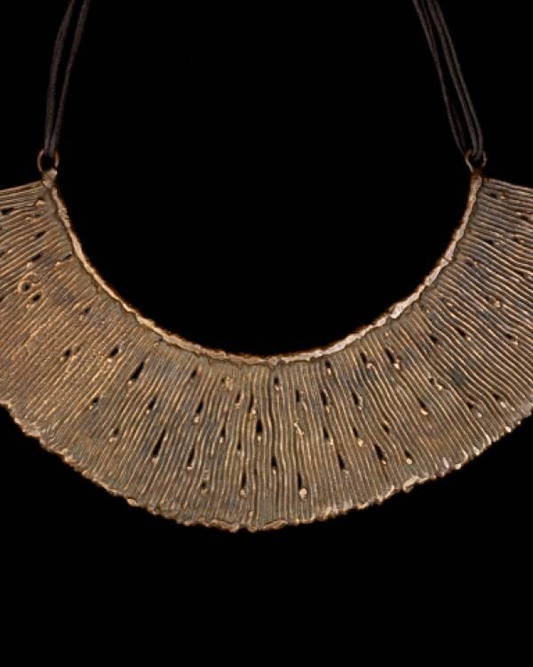 BERTOIA | Beryllium Bronze Necklace