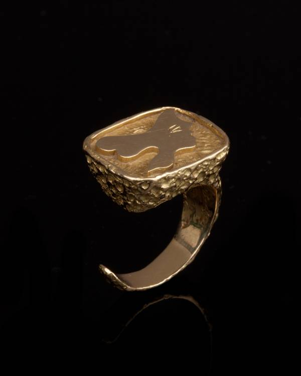 BRAQUE | Iophassa Ring Sold